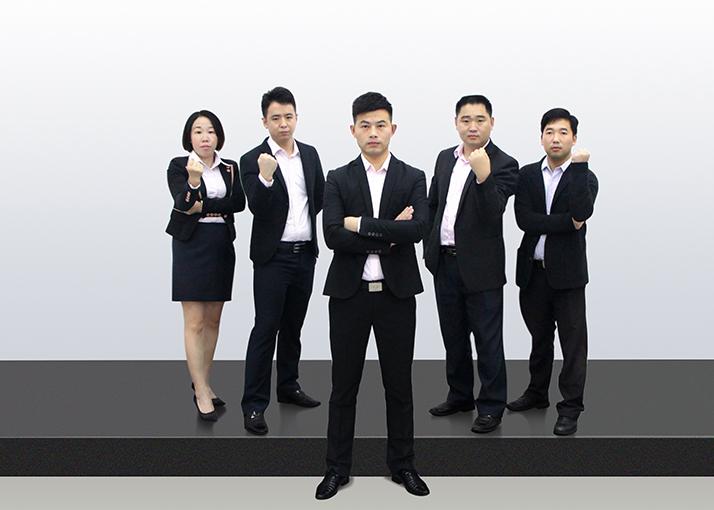 生产团队:管理人性化·生产智能化·品质与速度有保障